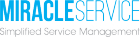 Miracle service logo
