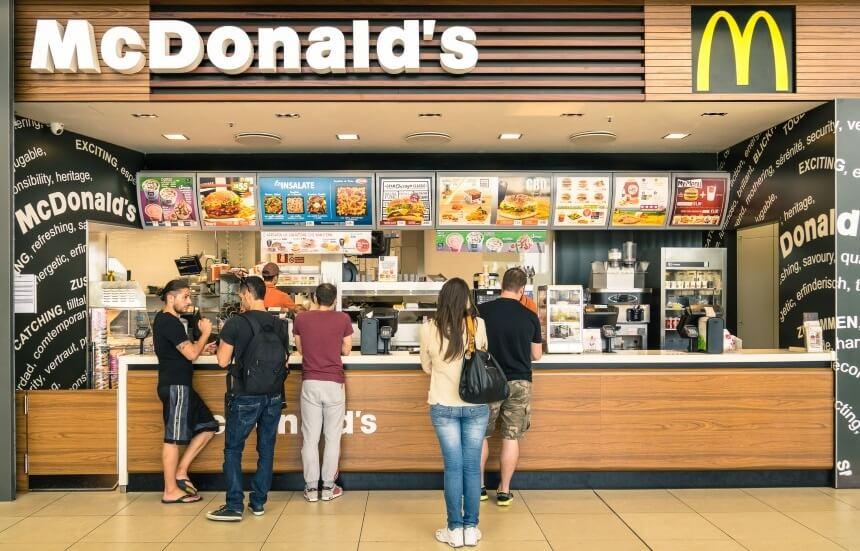 McDonald's POS