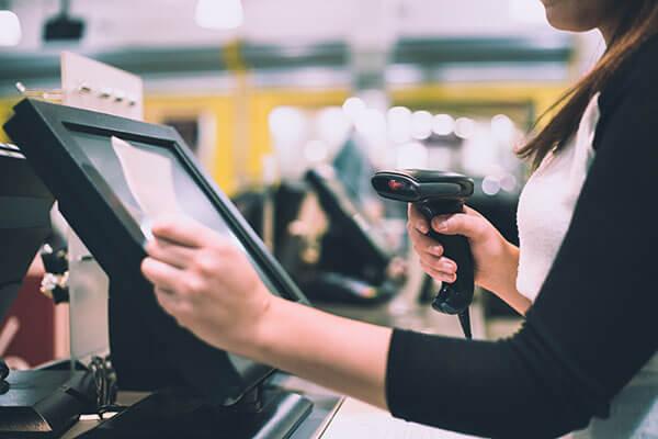 Retail POS systems