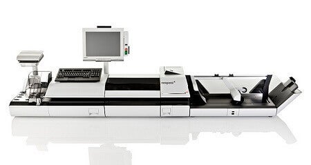 IS-6000C franking machine