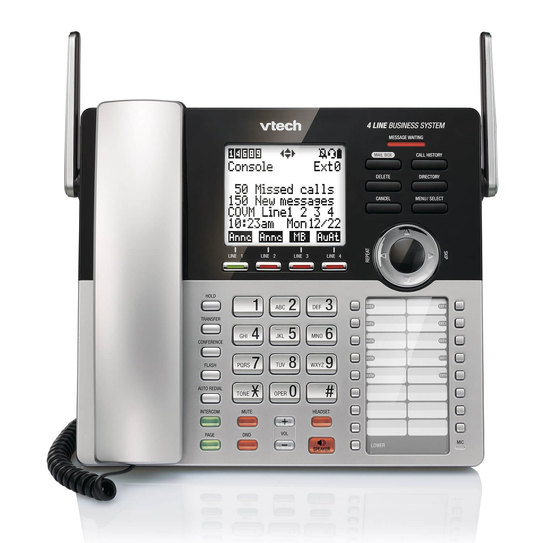 Multi-line telephone system