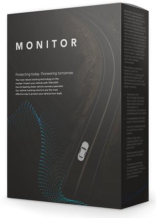 Monitor tracker