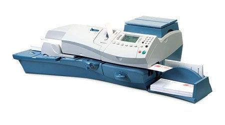 DM400M digital franking machine