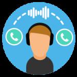 Call monitoring icon