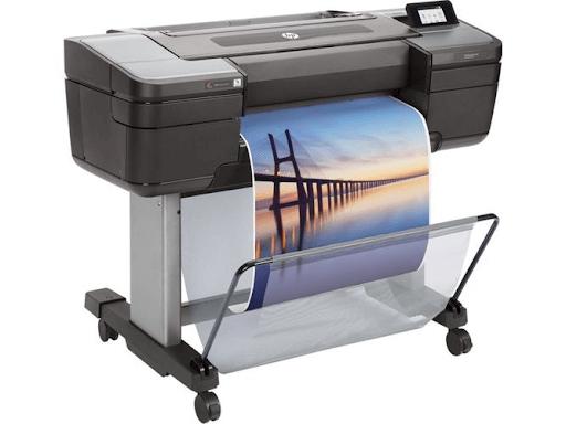 hp designjet a2 photocopier