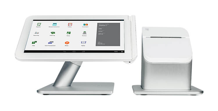 first data clover station epos system