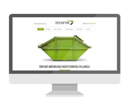 Yell web design
