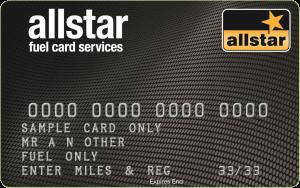 allstar classic fuel card