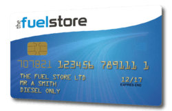 the fuel store fuel card