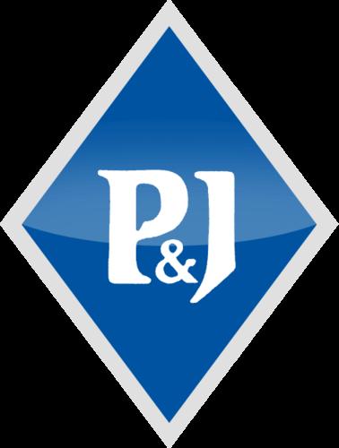 p&j consumer debt services logo