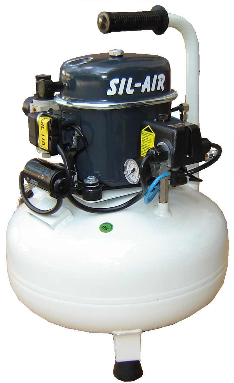 Best Quiet/Silent Air Compressors | Prices From Just £99