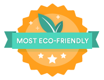 Most Eco-Friendly Badge