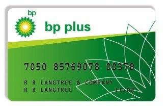 BP Plus Fuel Card
