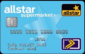 Allstar Supermarket+ Fuel Card