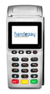 handepay mobile card reader