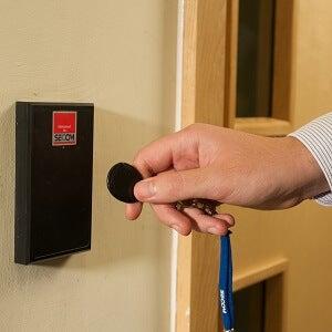 SECOM access control