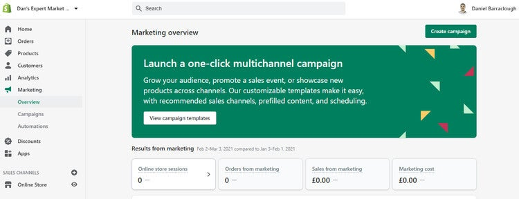 shopify multi channel selling tool