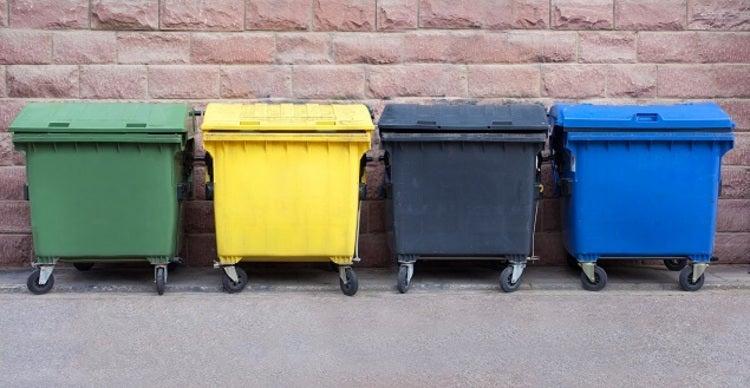 baste waste companies uk