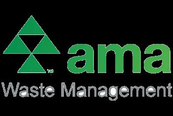 AMA waste management logo