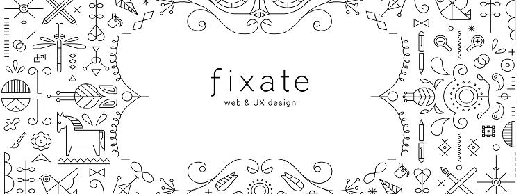Fixate website