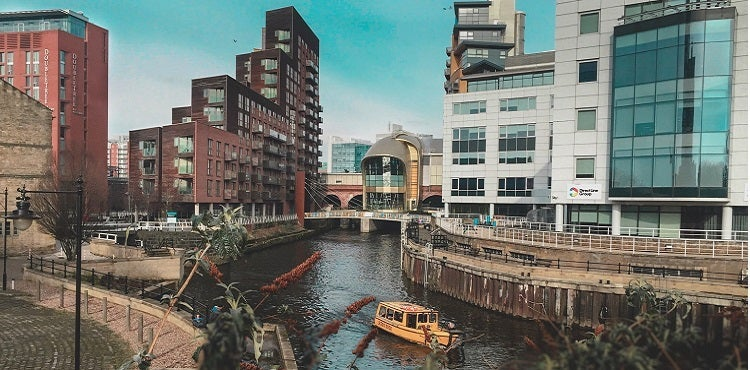 Leeds by day