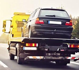 Vehicle breakdown recovery