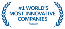 worlds most innovative companies award forbes salesforce