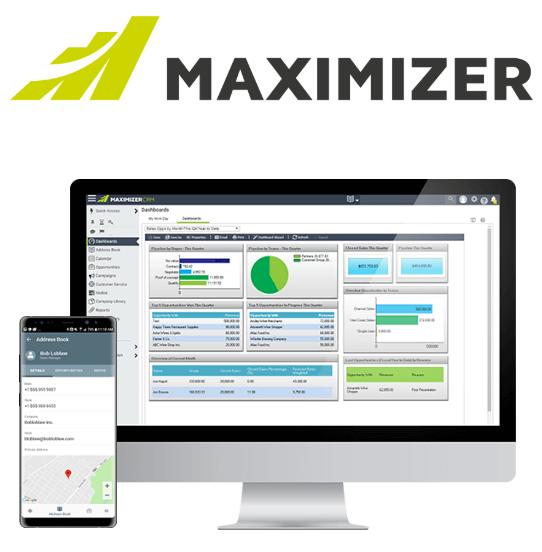 maximizer crm reviews