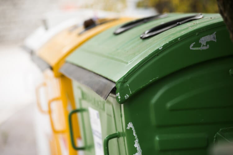 commercial waste collection costs