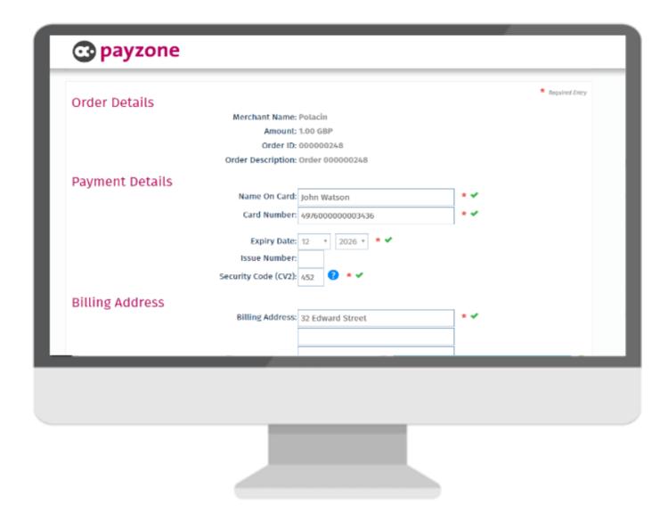 payzone payment gateway