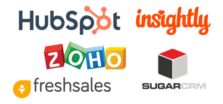 top 5 best salesforce alternatives