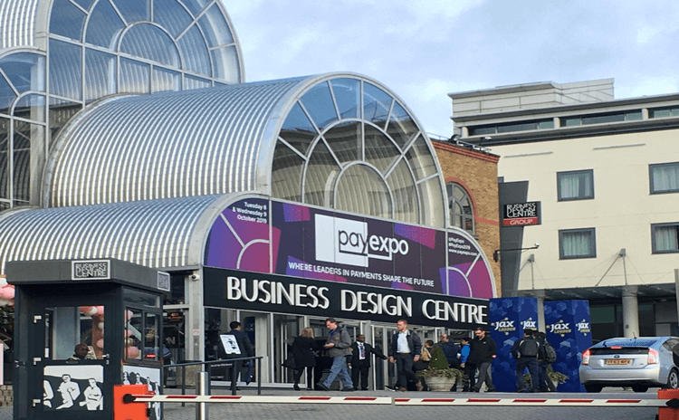 Payexpo 2019 at the Business Design Centre