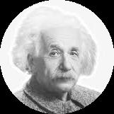 Albert Einstein circle