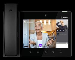 Enreach's HD Touch phone