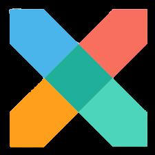 Expert Market logo vector transparent