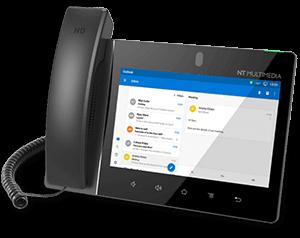 The NT Multimedia phone