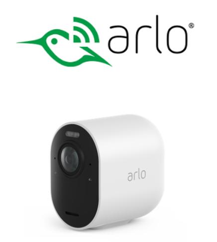 Arlo logo and Ultra