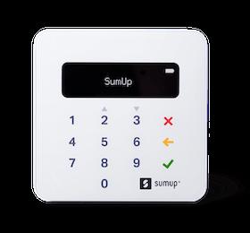 SumUp Air card reader 2021