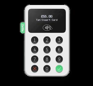 Zettle card reader 2 2021