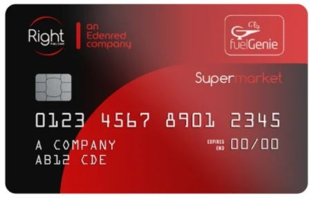 The Supermarket Fuel Card