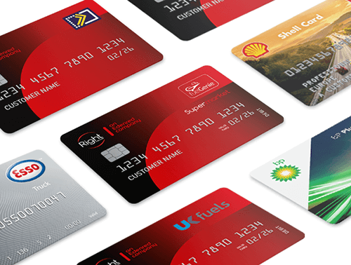 The Right Fuelcard Company's cards
