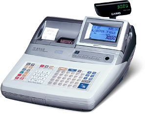 casio te 4500 best pos for small retail