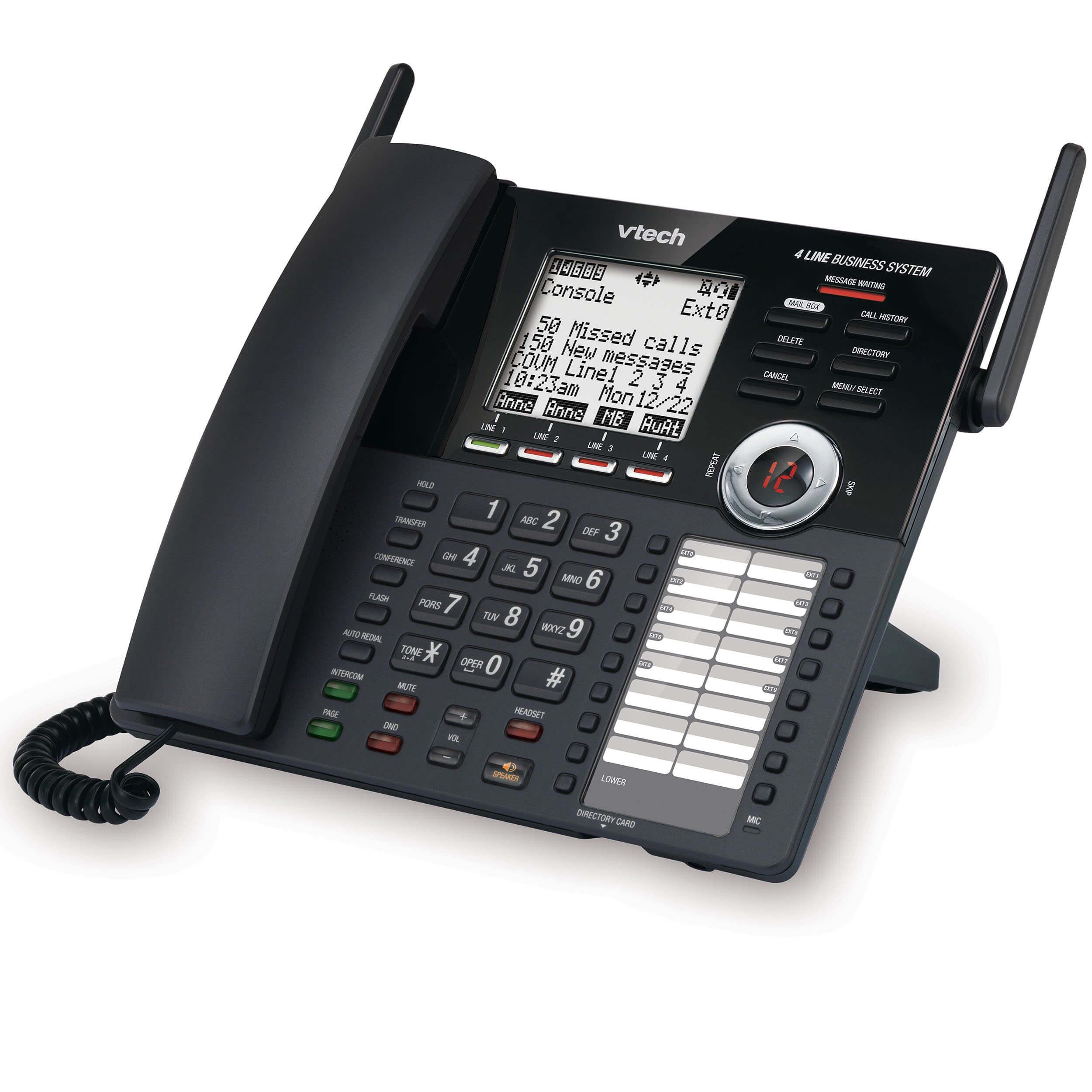 VTech 4-Line phone