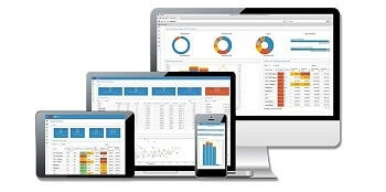 8x8 contact centre software on multiple devices