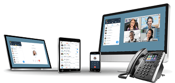 8x8 X Series on multiple devices