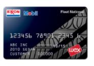 exxon mobil card