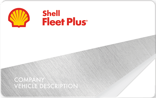 Shell Fleet Plus Card