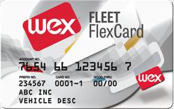 WEX Fleet FlexCard