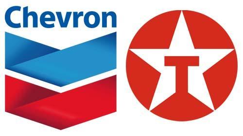 Chevron Texaco logo