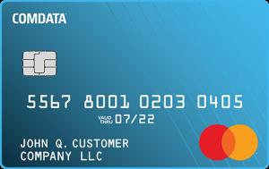 Comdata Mastercard